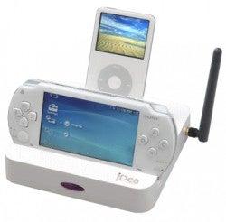 iDea Wireless iPod Dock