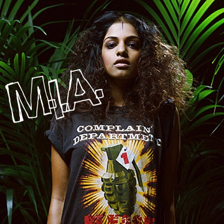 Comment of the Day: M.I.A.'s Tamil Tigering