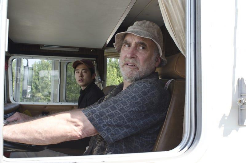 The Walking Dead episode 2x01 photos