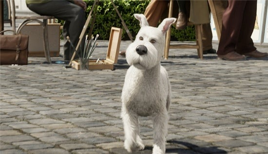 Why Tintin won't transform into a giant whiskey bottle in his new Steven Spielberg movie