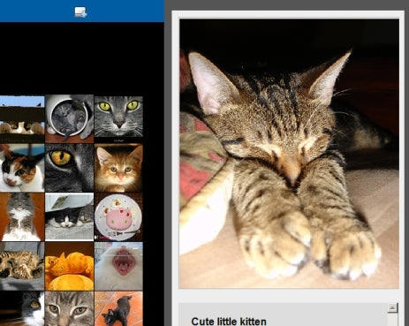 Create Electronic Greeting Cards from Flickr with Phreetings