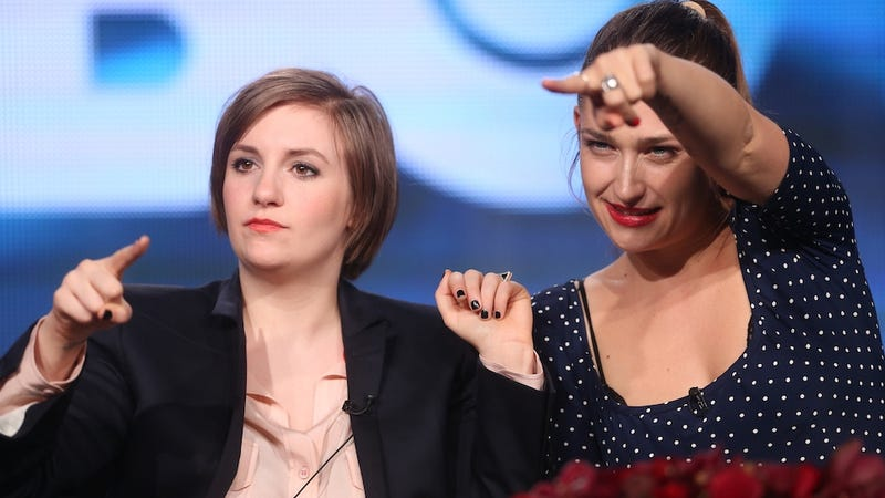 Seriously, How Many Times Does Lena Dunham Have to Explain Her Nudity?