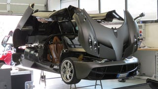 Pagani Exists Because Lamborghini Didn't Give A Shit About Carbon Fiber