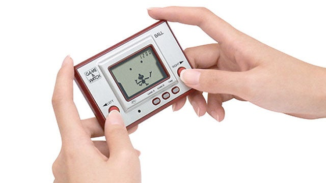Nintendo Revives 30-Year-Old Handheld 'Ball' For Club Nintendo Members