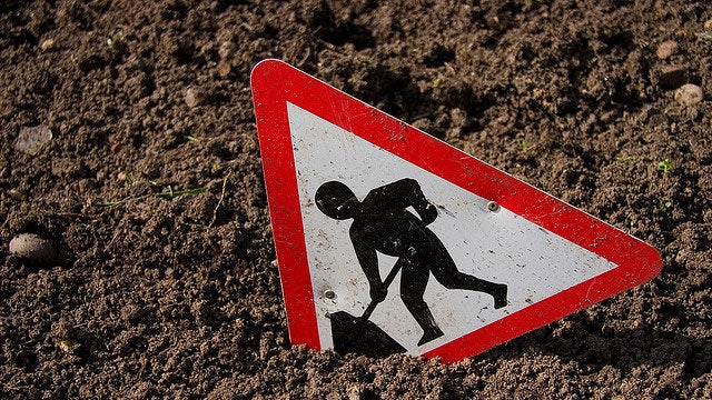 Pre-Moisten Soil Before You Dig or Weed to Avoid an Aching Back