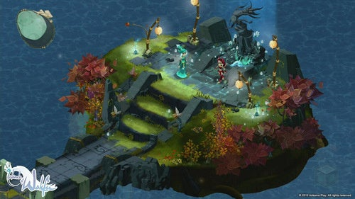 Tour The Idyllic Islands Of Wakfu