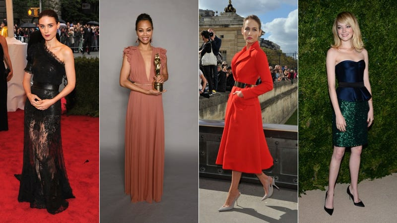 Vogue's Best-Dressed List Skews Young, White, And Actress-y