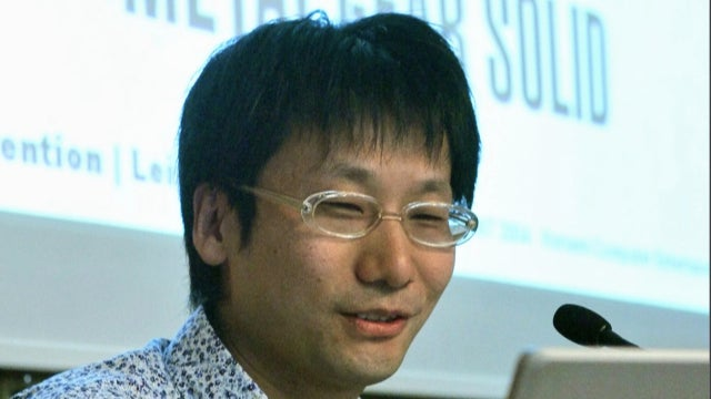 Hideo Kojima Will Make Games Until He Dies. But, His Next One Isn't Wii U.
