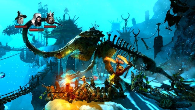 These Trine 2 Screens Will Tickle Your Need to Pre-Order