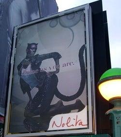 Nolita: Black Jocelyne Wildensteins Allowed