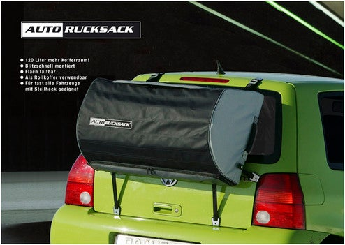 Rucksack Is A Sack, To Give Your Hatch's Booty Some More Back