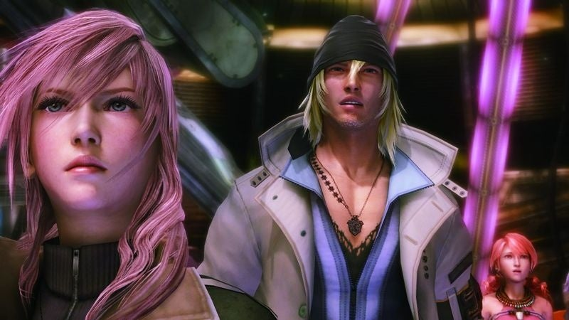 The Story and Gameplay of Final Fantasy XIII