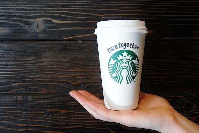 How to Talk About Race With Your Starbucks Barista: A Guide