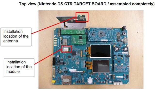 Nintendo 3DS Going Widescreen?