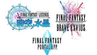 Here Come New <em>Final Fantasy</em>s for Your Smartphones