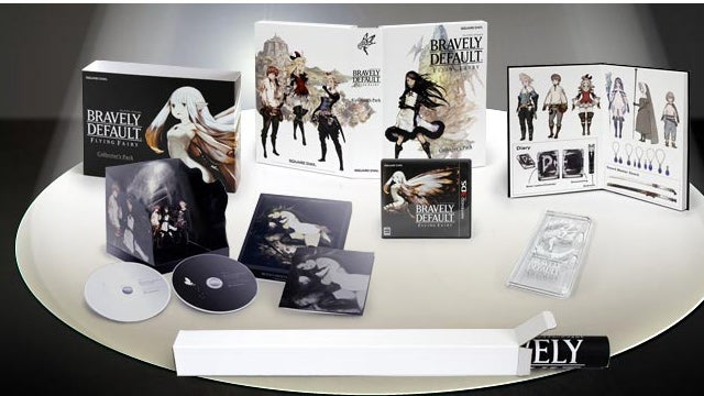 Now This is One Hell of a Collector's Edition, Square Enix