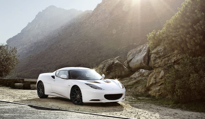 If You Don't Like The Lotus Evora Then I Don't Like You