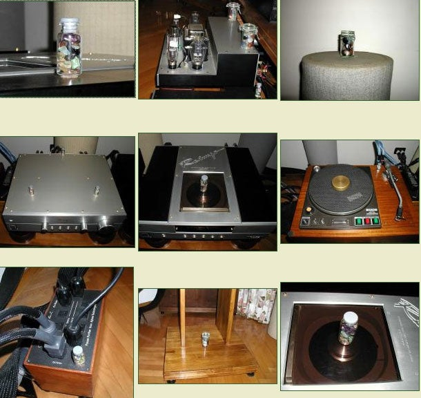 Outrageous Audio Equipment Gallery: For Audiophools Only