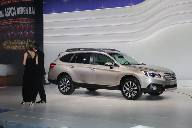 Subaru 39 S Official 2015 Outback Gallery