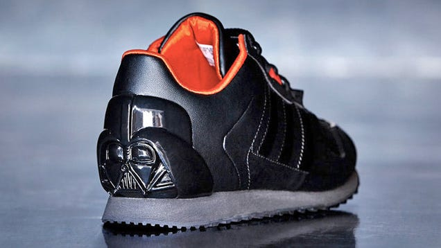 Adidas' New Star Wars Sneaks Will Make You Wish You Were a Kid Again