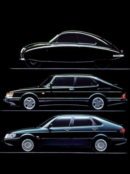 Saab Is Saved... För Nöw