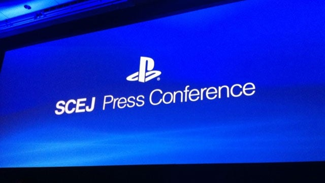 Sony's Tokyo Game Show Press Conference LIVE Coverage