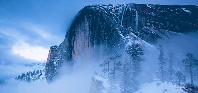 Time to grab some tea and watch this breathtaking Yosemite time-lapse