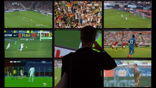 Your Ultimate Guide To Streaming Every World Cup Match Live