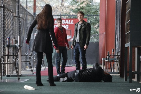 The Vampire Diaries 'Heart of Darkness' Promo Images