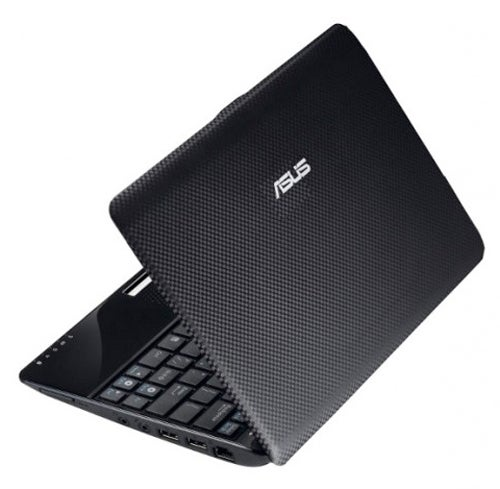 ASUS Eee PC 1001PX: All Carbon Fiber