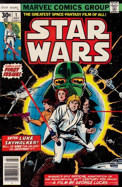 How Star Wars Saved Marvel and the Comic Book Industry