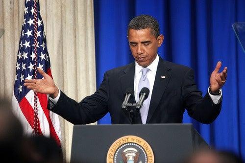 Media's Love for Obama Waning (Kinda)