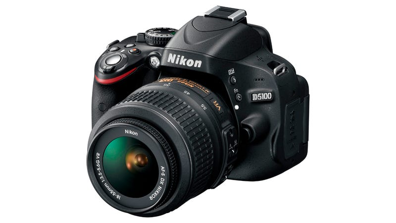Nikon D5100 DSLR Hopes Special Effects Like 102,400 ISO Night Vision Make It Special