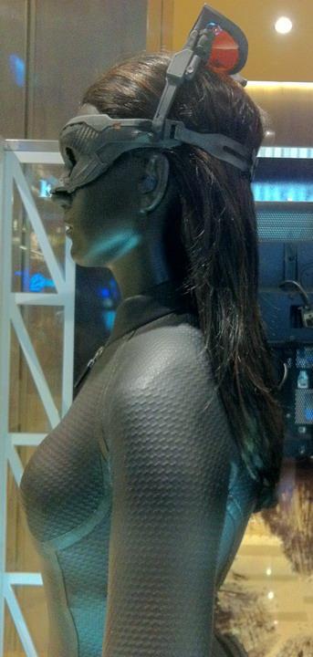 Dark Knight Rises costume pics