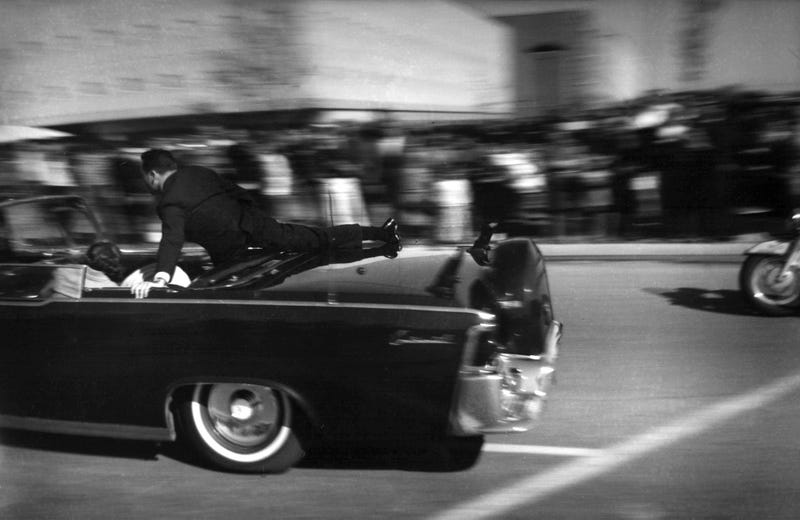 Why JFK's Limousine Stayed In Service For 13 Years After Dallas