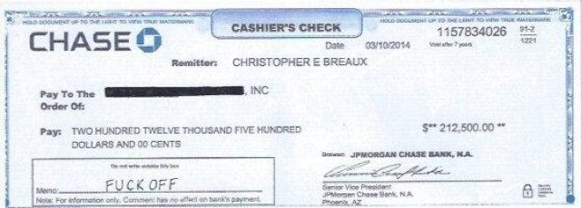 "Frank Ocean Gave Chipotle $200,000 to ""Fuck Off"""