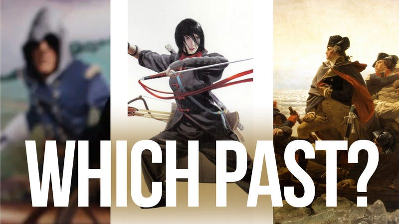 The Evidence for Assassin's Creed III Being Set in America. Or China. Or India.