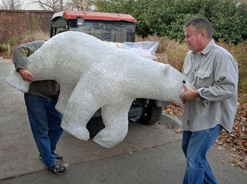 Robot Polar Bears: Less Dangerous Than Real Bears, For Now