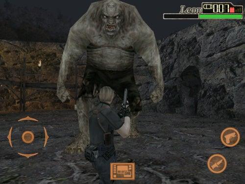 Resident Evil 4 Shambles Onto The iPad