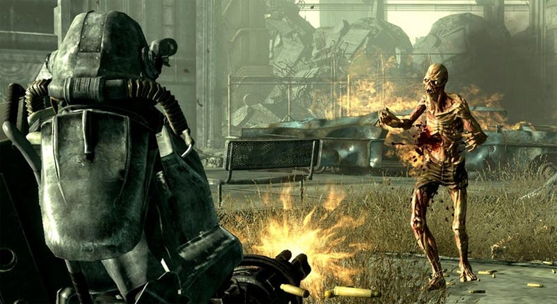 Both Fallout 3 DLC Packs Delayed