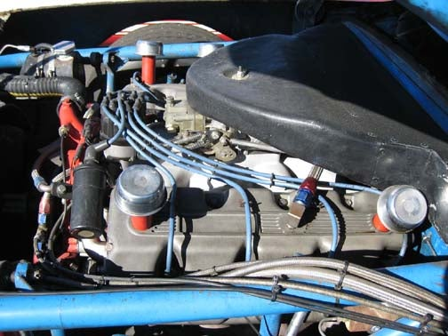 Engine Of The Day: Ford 385 Family V8