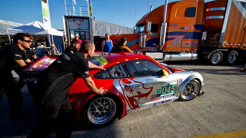 The 2011 12 Hours of Sebring in Photos