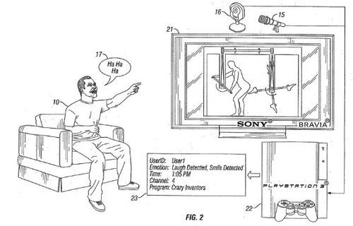 Sony PS3 Laugh Detector Patent Has Very Juvenile Sense of Humor
