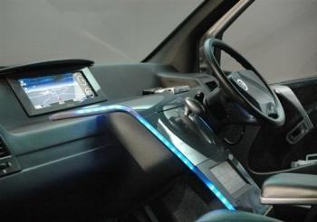 Honda GPS Warns Drivers of High Crime Zones