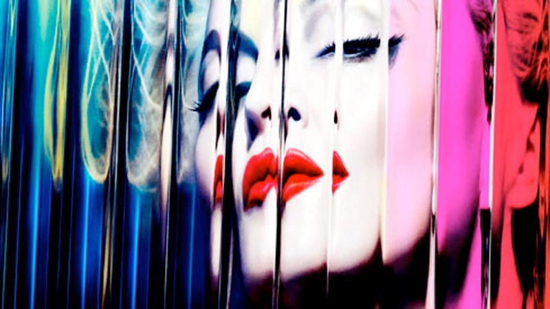 Madonna Can't Stop Talking About Madonna on MDNA