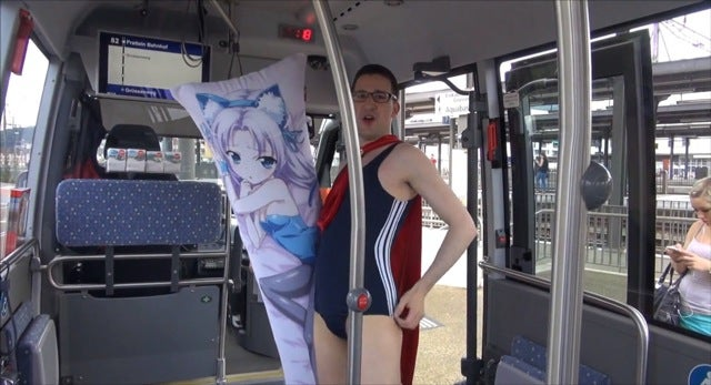 The Craziest Otaku in the World