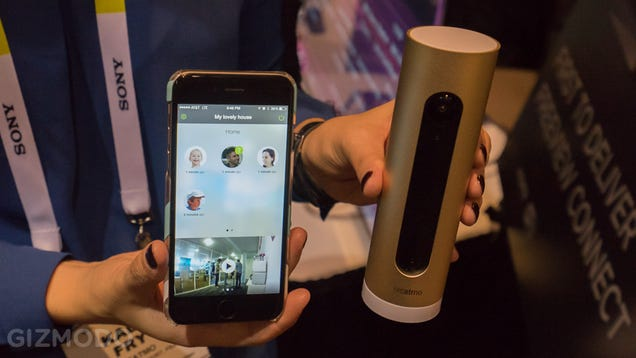 Netatmo Welcome: Is That Your Child or a Creepy Stranger In Your House