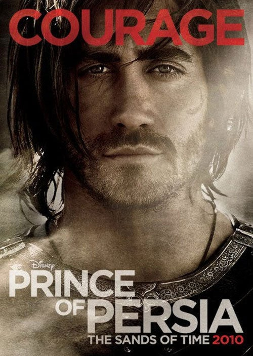 Prince Of Persia Now Biggest Gaming Movie Of All Time