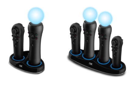 PS Move Ultimate Boxing Gloves Will Make You a Safer Virtual Brawler