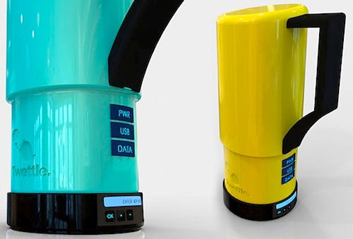 Tweeting Kettle Alerts Out Of Earshot Tea-Drinkers When The Cuppa's On